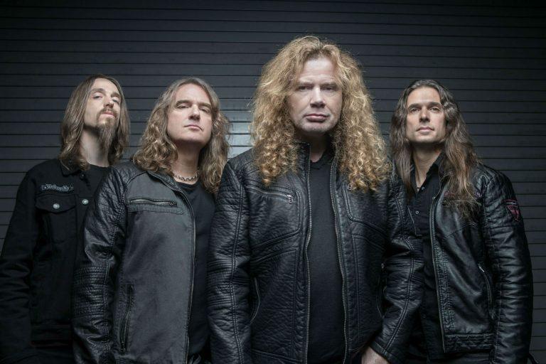 Megadeth apresenta-se pela 15ª vez no Brasil