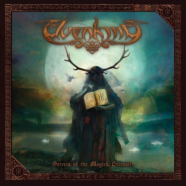 """""""Secrets Of The Magick Grimoire"""", que foi lançado dia 10 de novembro de 2017 na Europa"""