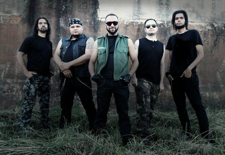 Heroes Of War, banda fortemente influenciada pelo heavy metal tradicional, divulga seu álbum no YouTube