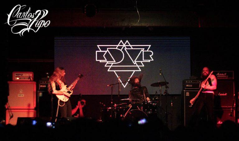 O Fabrique Club recebeu um excelente público para a apresentação da banda alemã