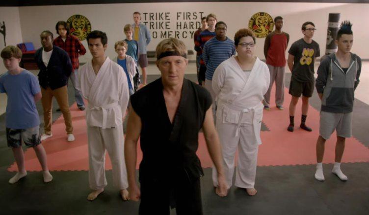 O spinoff de Karate Kid é ambientado 30 anos depois do filme que deu origem ao seriado
