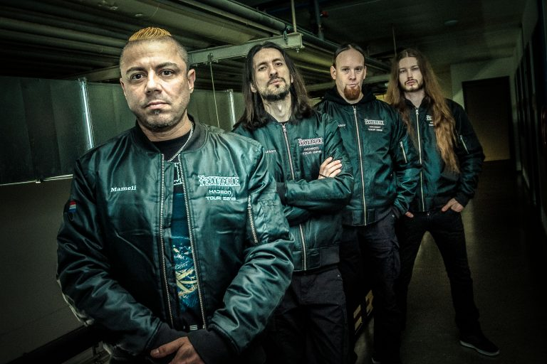 Banda holandesa pioneira do death metal progressivo toca dia 8 de abril no La Esquina, com Carnation (Bélgica)