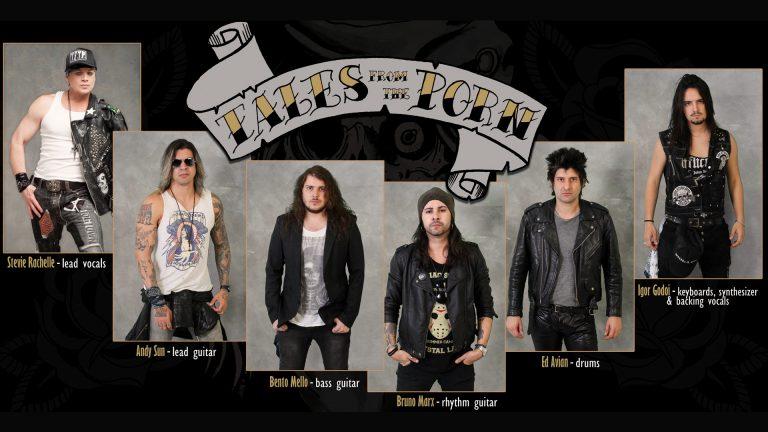 """Grupo de hard rock divulga o álbum de estreia, """"H.M.M.V."""" (""""Heavy Metal Minha Vida""""), lançado pela Animal Records"""