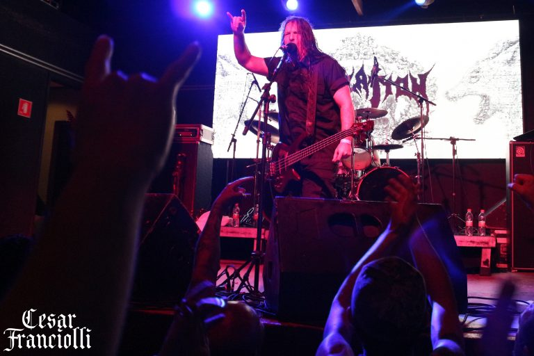 Immolation faz show em São Paulo da turnê de seu novo álbum 'Atonement'