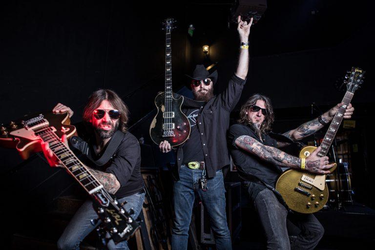 Neste mês, a banda Supersuckers toca em São Paulo (26), Recife (27) e Curitiba (28)