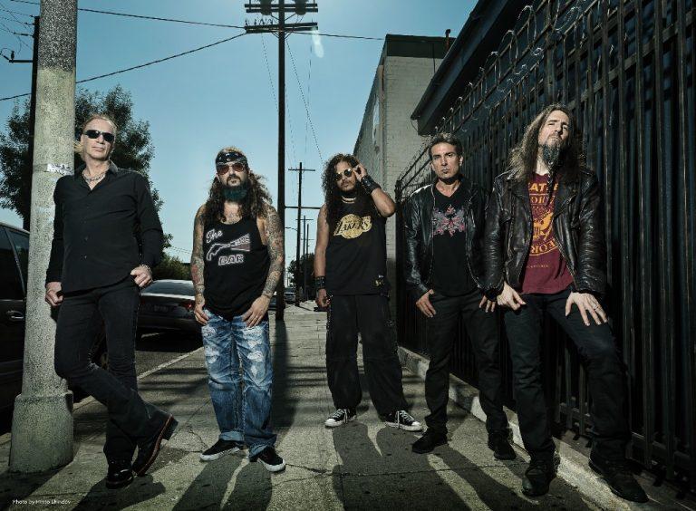 """Dream team do rock progressivo está prestes a iniciar a turnê do álbum """"Psychotic Symphony"""" na América Latina"""