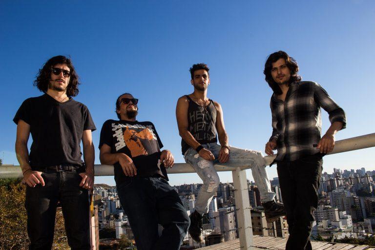 Música 'Freedom Fight' já é destaque na playlist Novo Rock Brasil, do Spotify