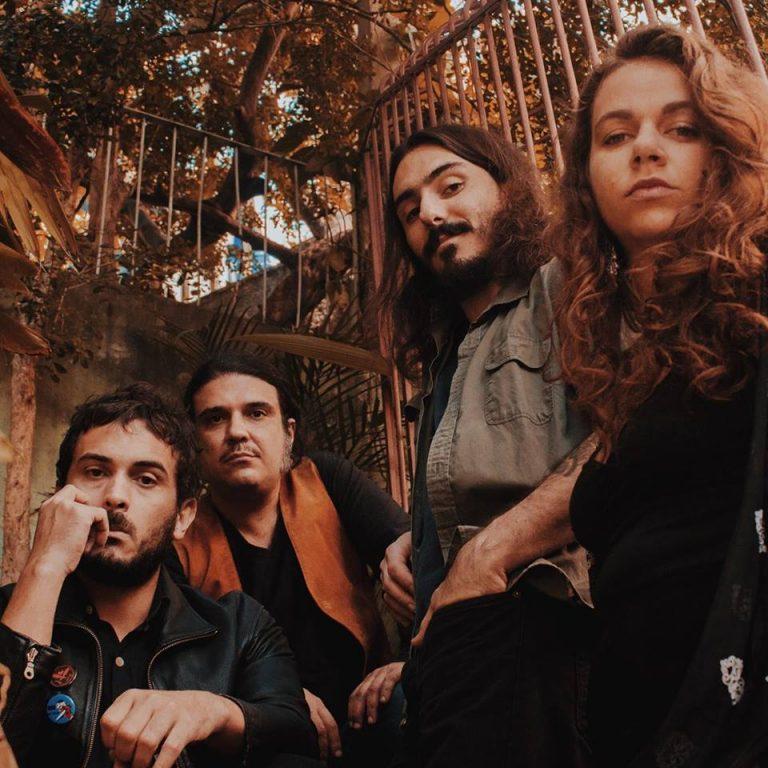 Registro foi produzido por Jorge Guerreiro, que já assinou discos da Pitty, Nação Zumbi e Titãs