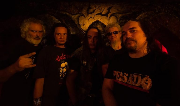 Pioneiros do black metal se apresentam no festival Setembro Negro