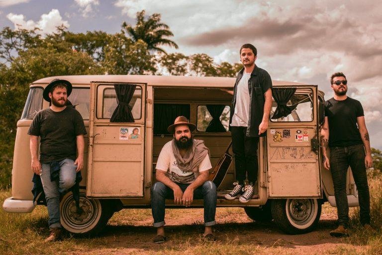 Quarteto de Piracicaba (SP) divulga o EP Se Comunicando, o segundo da carreira