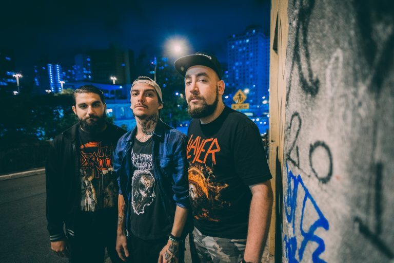 Surra, banda paulista thrash punk antifascista