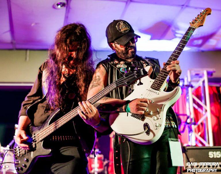 A banda Arma apresenta seu speed metal com uma pegada nervosa
