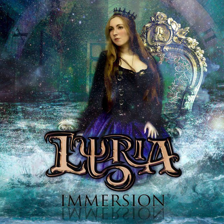 "Lyria apresenta a turnê nacional do disco ""Immersion"""