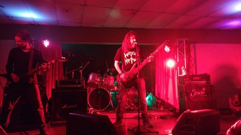 WitchHammer na  7ª edição do Guaru Metal Fest