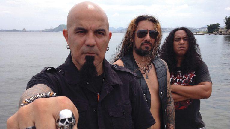 Segundo álbum do trio carioca traz uma temática realista sobre o que está acontecendo no mundo atualmente