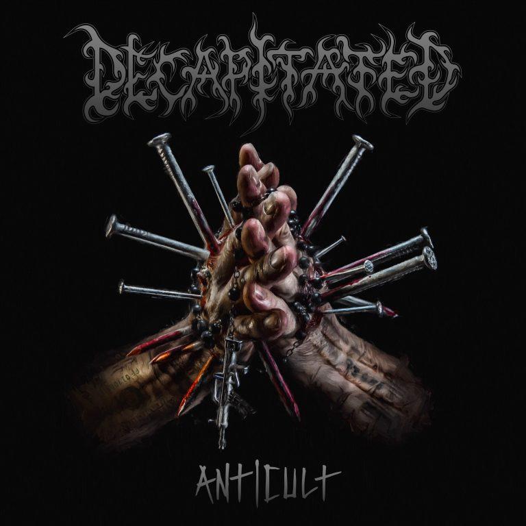 """""""Anticult"""", álbum lançado pela banda em 07 de julho de 2017"""