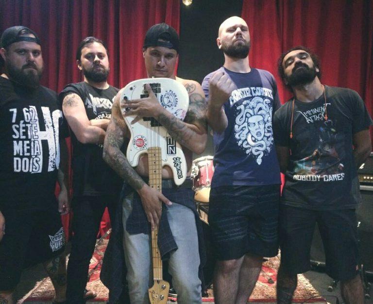Imminent Attack banda de thrash crossover formada em Barueri