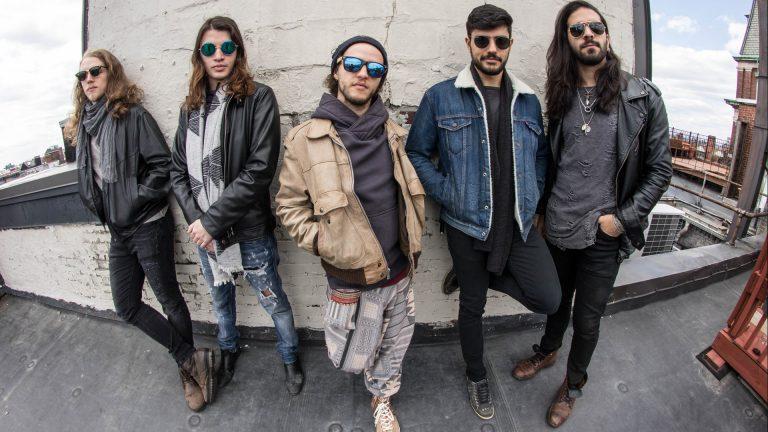"""Grupo de heavy rock, formado por quatro brasileiros e um finlandês, apresenta single """"Ritual"""""""