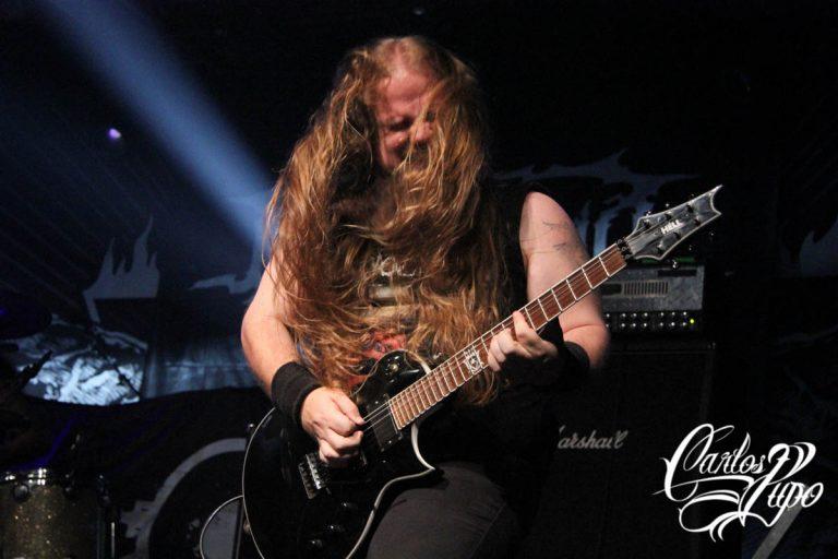 Rafael Orsi, guitarrista do Genocídio, prepara para lançar single de seu novo projeto chamado The Anger