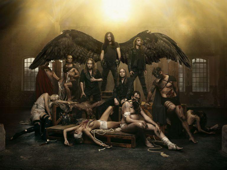 """A banda alemã de thrash metal Kreator divulga seu 14º álbum de estúdio """"Gods of Violence"""""""