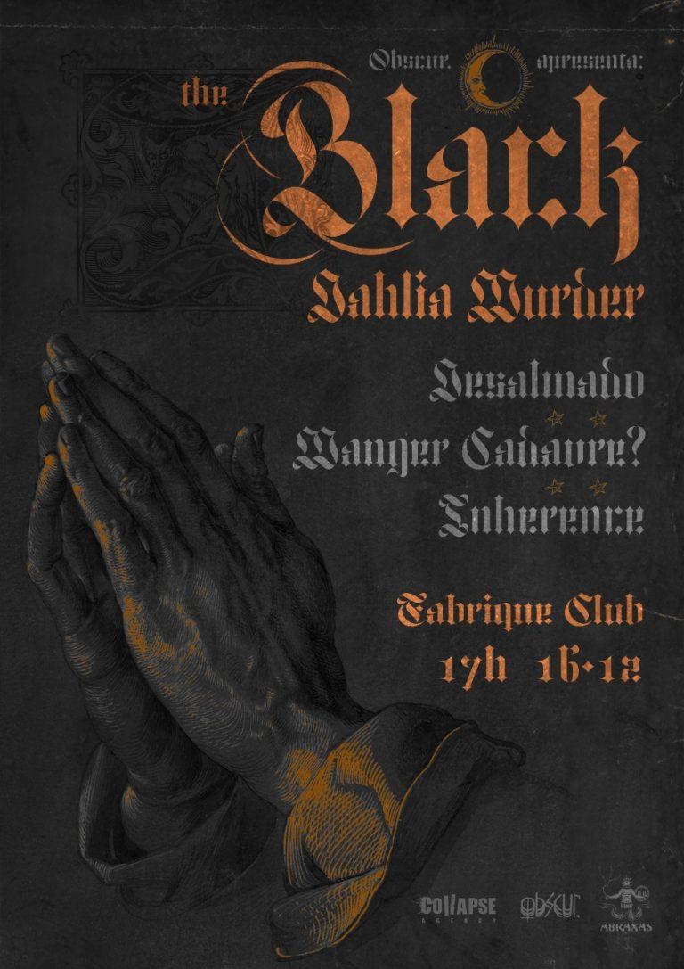 Banda norte-americana de death metal toca em dezembro no Fabrique Club