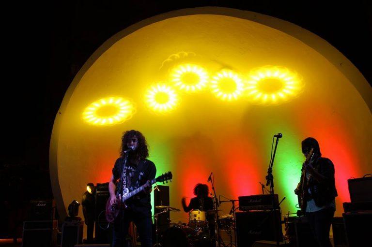 A banda Hermano Eletrix participa do tributo ao Dia Mundial do Rock em Londrina
