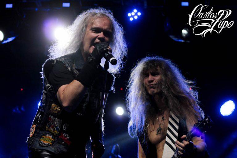 """O show em São Paulo fez parte da turnê mundial do álbum """"The Living Dead"""""""