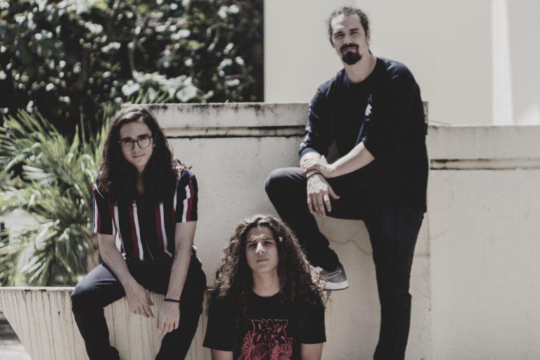 A banda Desert Crows, um dos grupos que se apresentarão no festival Bem Ali, em Tocantins; evento acontece dia 19 de outubro