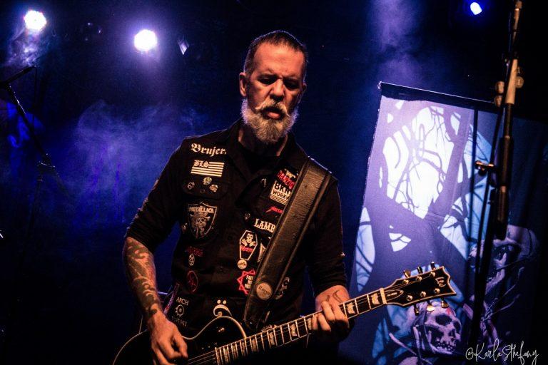 Jairo Guedz, ex-guitarrista da banda Sepultura