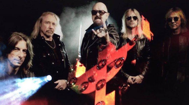 Judas Priest anuncia o novo álbum Firepower e turnê para 2018