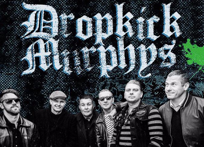 Dropkick Murphys no Brasil em Outubro