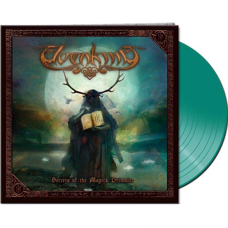 """""""Secrets Of The Magick Grimoire"""" estará disponível em CD, Digipack, vinil dourado e clear vinil verde (versões limitadas a 250 unidades)."""