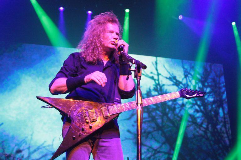 Megadeth, dando ao público o que ele quer ouvir