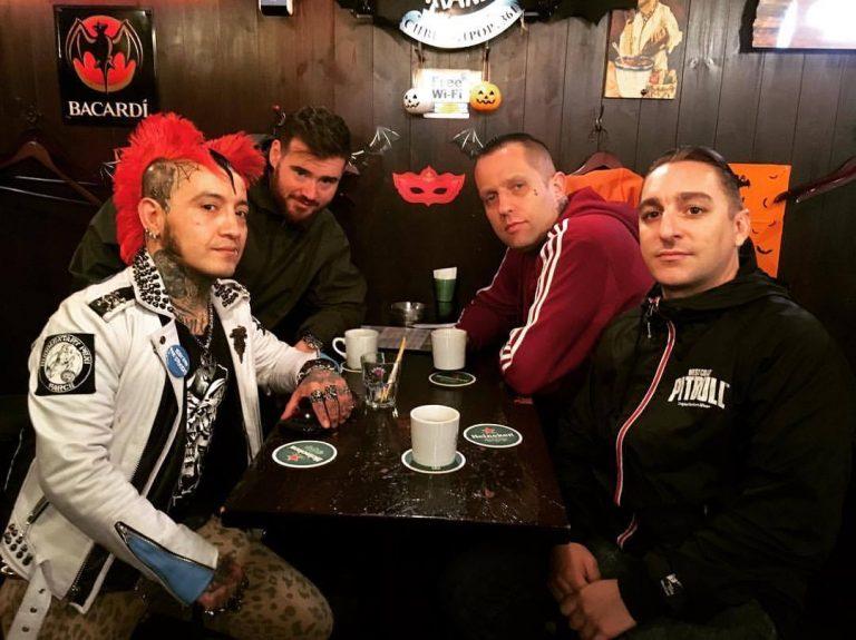 Booze & Glory lança videoclipe antes de shows no Brasil