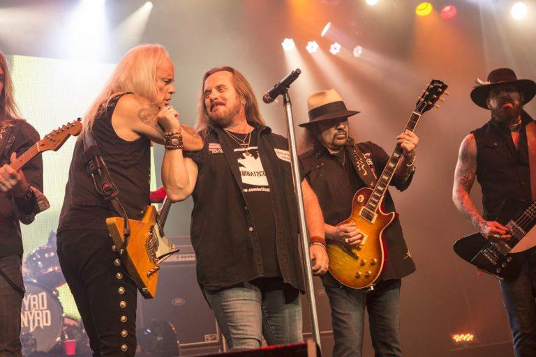 Lynyrd Skynyrd cancela shows no Brasil