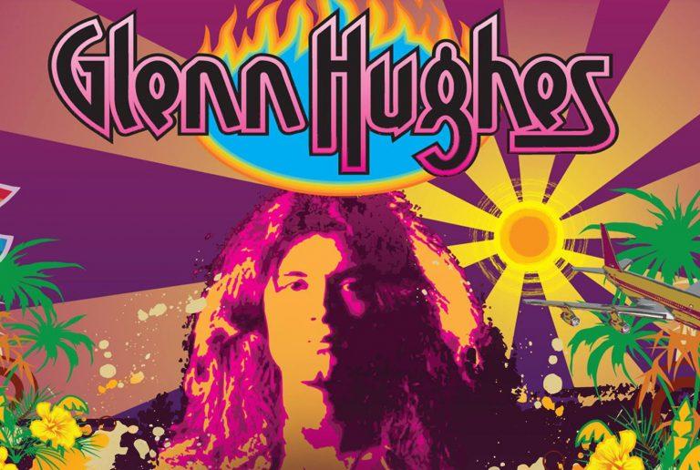 Glenn Hughes anuncia 8 shows no Brasil