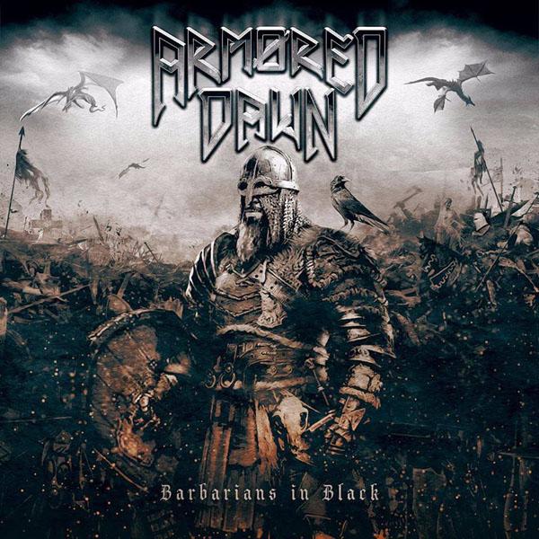 """O álbum """"Barbarians in Black"""" será lançado mundialmente no dia 23 de fevereiro via AFM Records"""