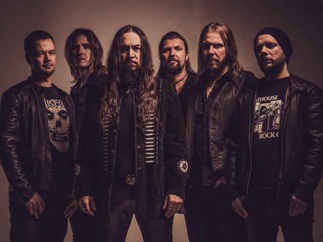 Amorphis revela a data de lançamento, capa e título do novo álbum