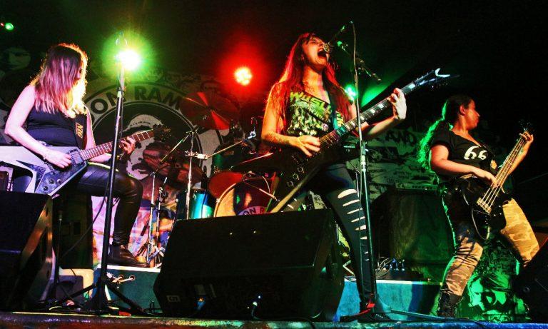 Sinaya no Guaru Extreme Fest: energia, sincronia, precisão e técnica