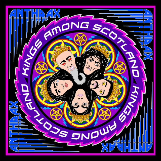 O DVD ao vivo Kings Among Scotland será lançado no dia 27 de abril