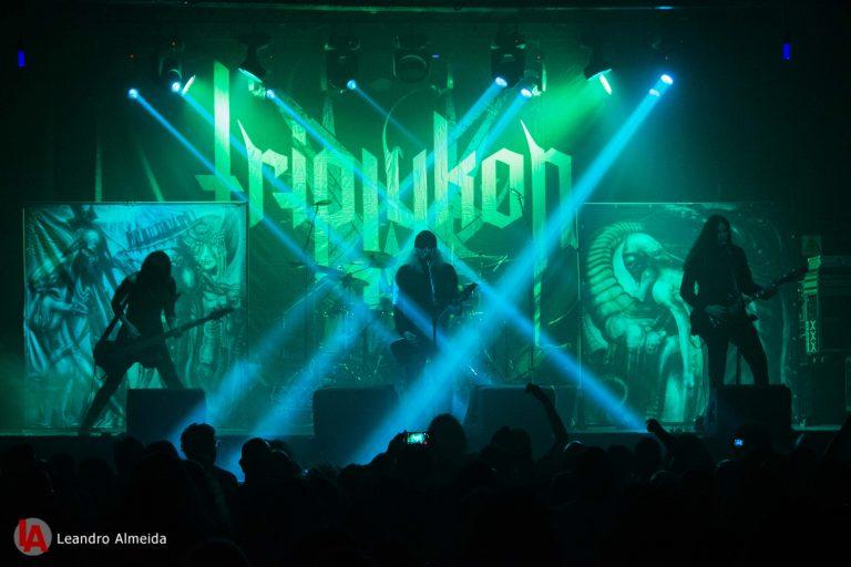 Triptykon rememora clássicos embrionários do Celtic Frost e Hellhammer em show no Carioca Club