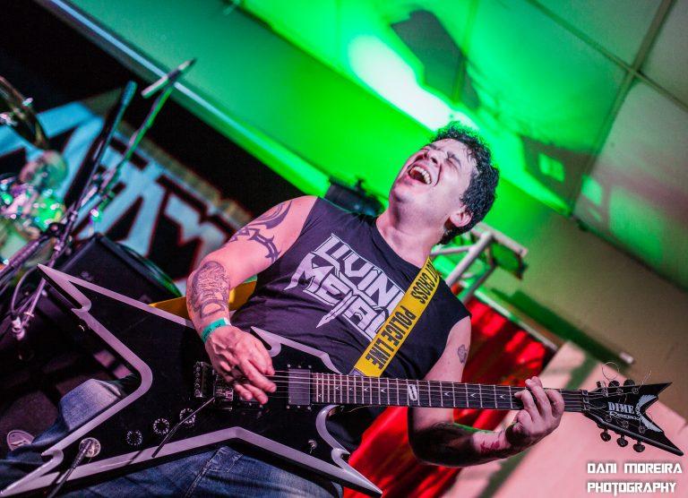 Bandas do Heavy Day enlouquecem público do Guaru Metal Fest no último dia do evento