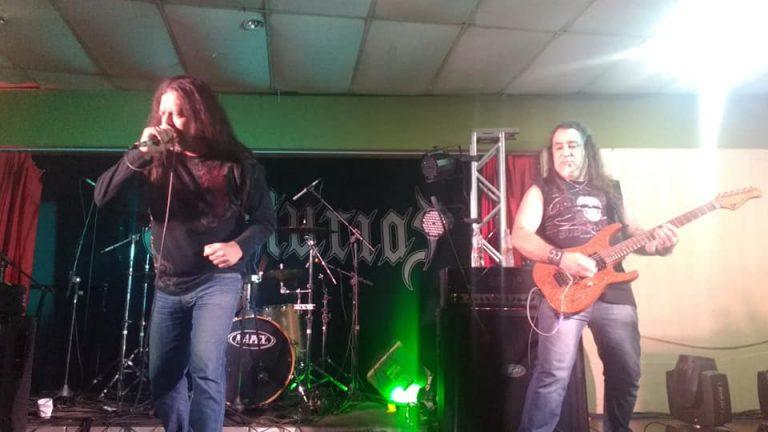 Centurias encerrando o Guaru Metal Fest