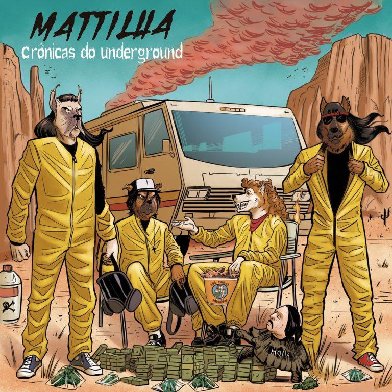 A arte da capa foi feita pelo ilustrador Maurício Leone