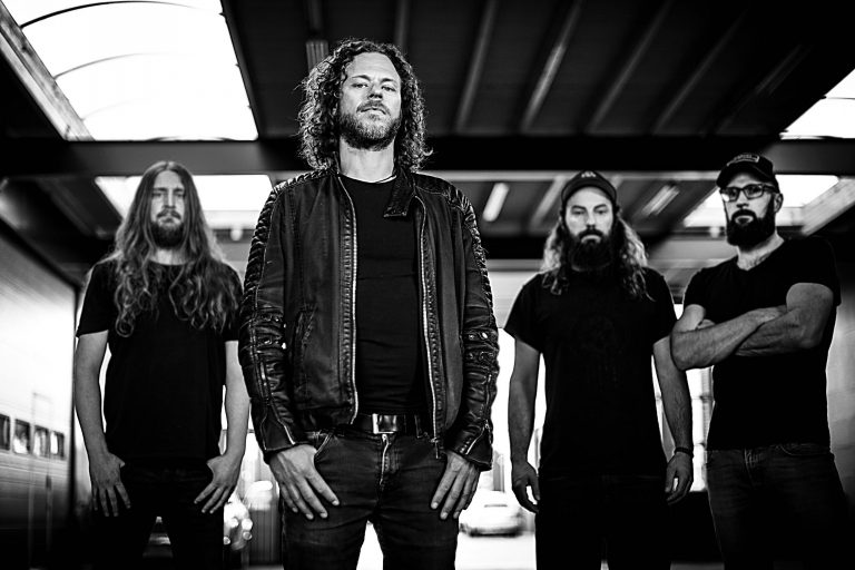 Quarteto stoner da Holanda volta ao país após surpreendente e elogiada 1ª turnê em 2017