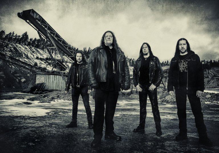 Além da estreia da banda sueca Unleashed (foto), evento traz importantes nomes do metal extremo ao Brasil