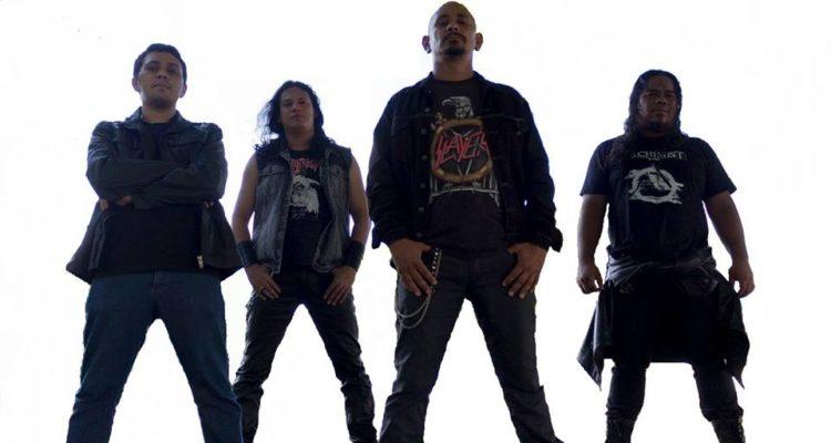 Thunderspell encerra as gravações do EP 'Power, Blood And Glory'