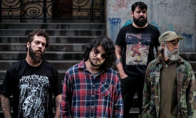 Banda do Ceará formada por experientes músicos do cena roqueira nacional lança o primeiro material pela Abraxas