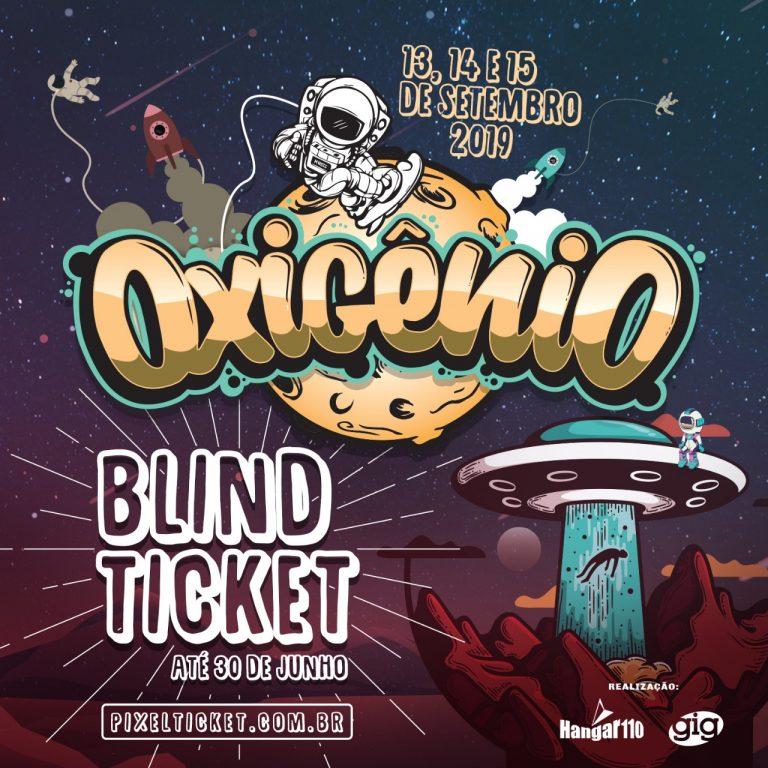 Festival, em São Paulo, acontecerá durante três dias no mês de setembro; line-up será anunciado em 1º de julho