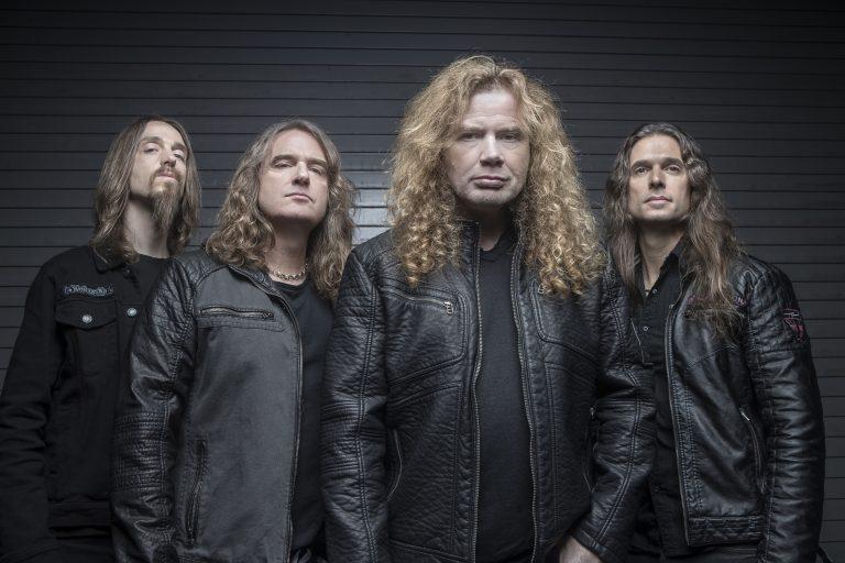 Megadeth se manifesta após acusação e vazamento de vídeos íntimos do baixista David Ellefson